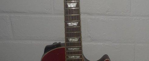 Guitare électrique + ampli – 700€